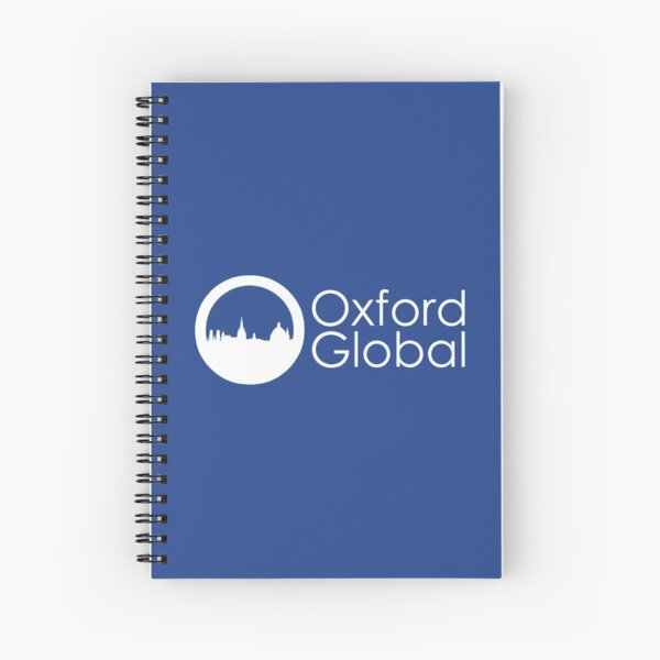 Oxford Global Classic (White) Spiral Notebook