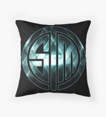 TSM Lights Throw Pillow