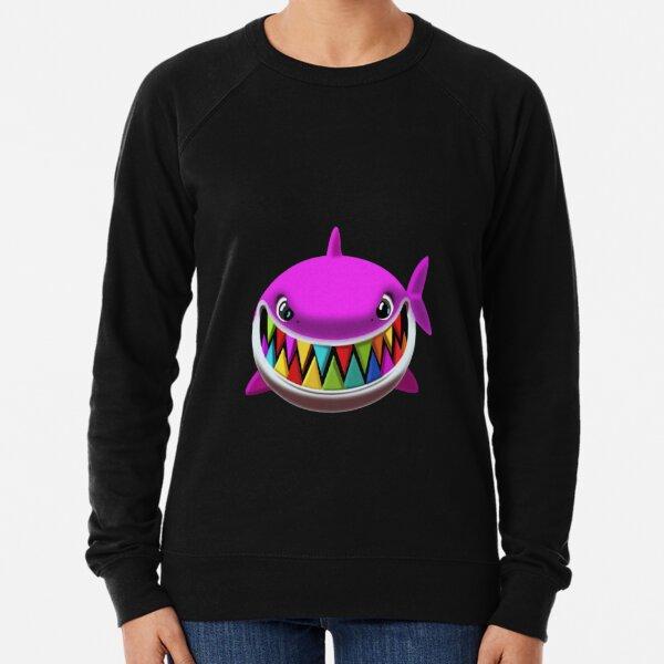Shark 6ix9ine gooba Sweatshirt léger