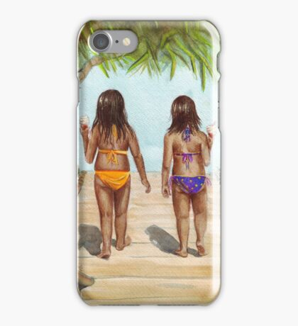 Girls of Summer iPhone Case/Skin