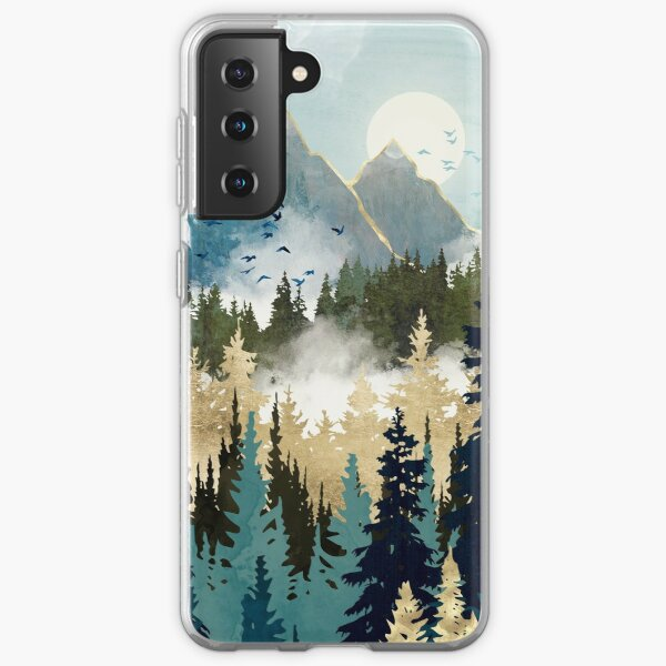 Misty Pines Samsung Galaxy Soft Case