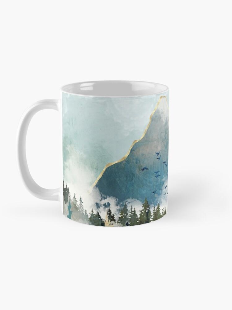 Alternate view of Misty Pines Mug
