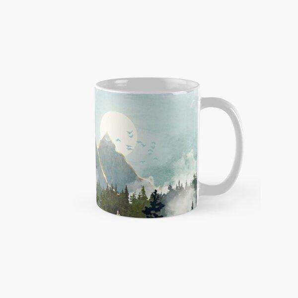 Misty Pines Classic Mug