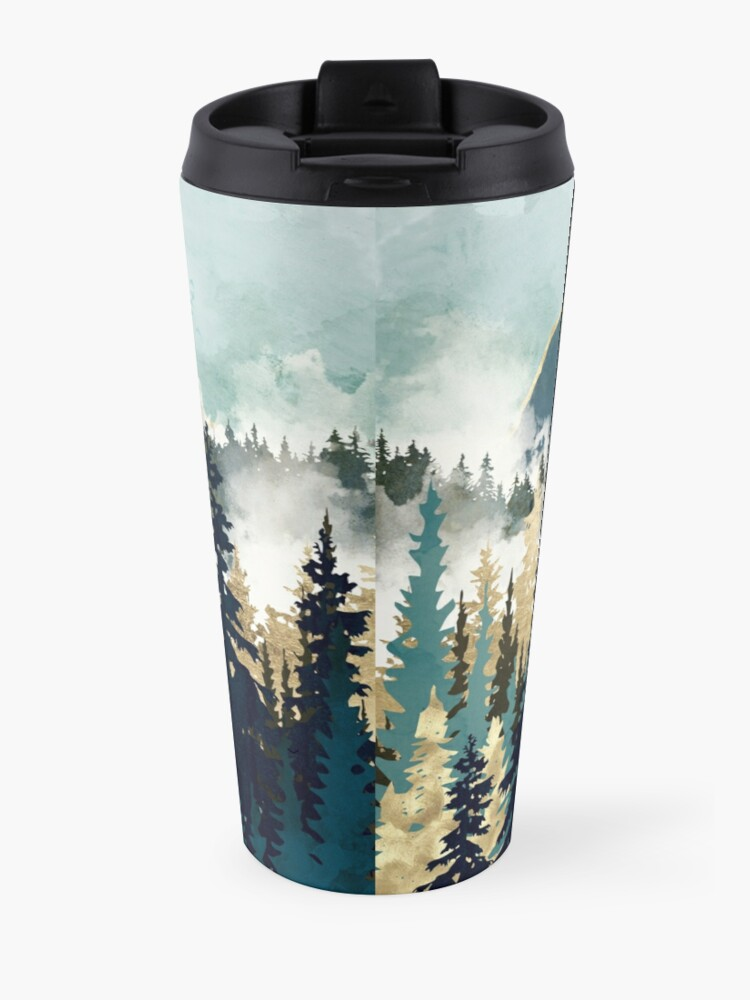 Alternate view of Misty Pines Travel Mug