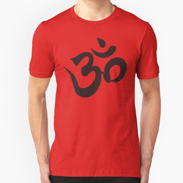 Om Slim Fit T-Shirt