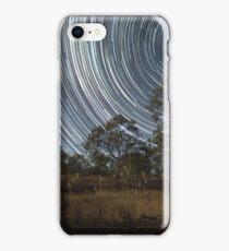 Startrail, Lake iPhone Case/Skin