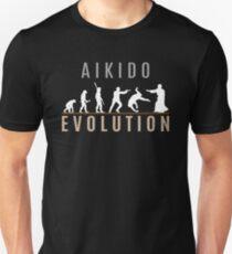 Aikido Evolution Unisex T-Shirt