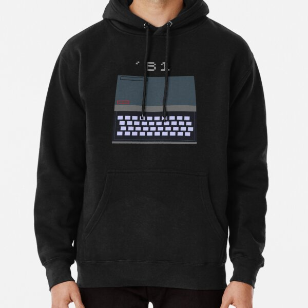 Sinclair ZX81 - It grows with you Pullover Hoodie