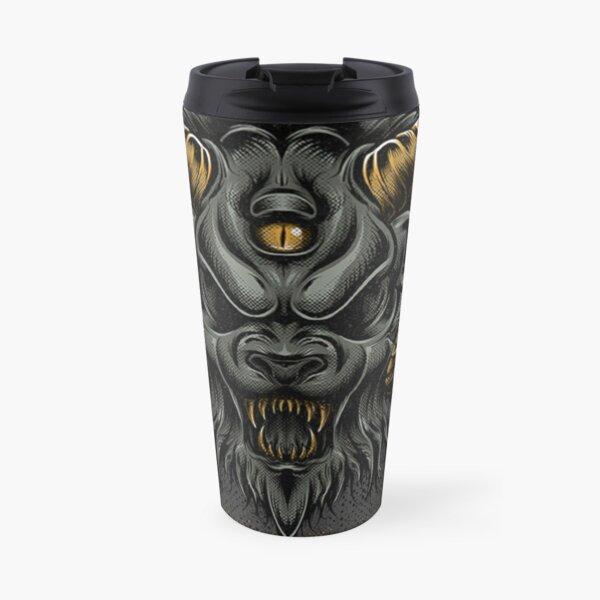 THE BEAST HORN Travel Mug