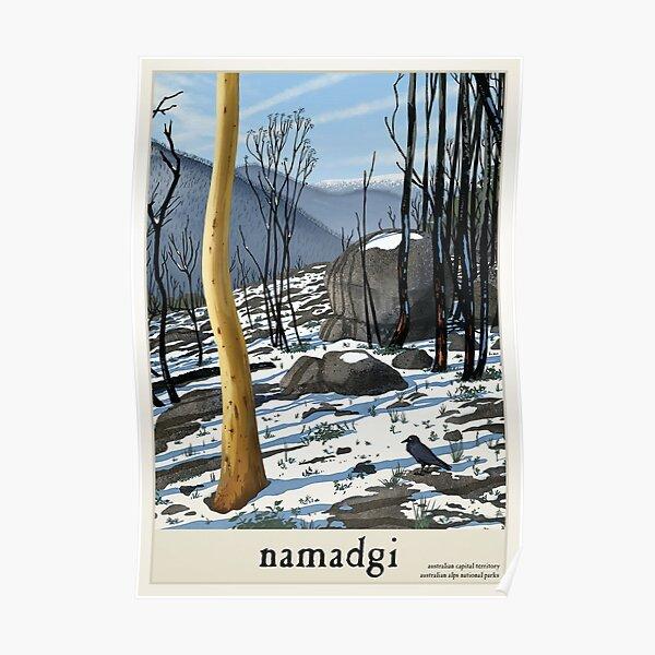 Namadgi Poster