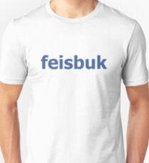 facebook - feisbuk - logofake T-Shirt