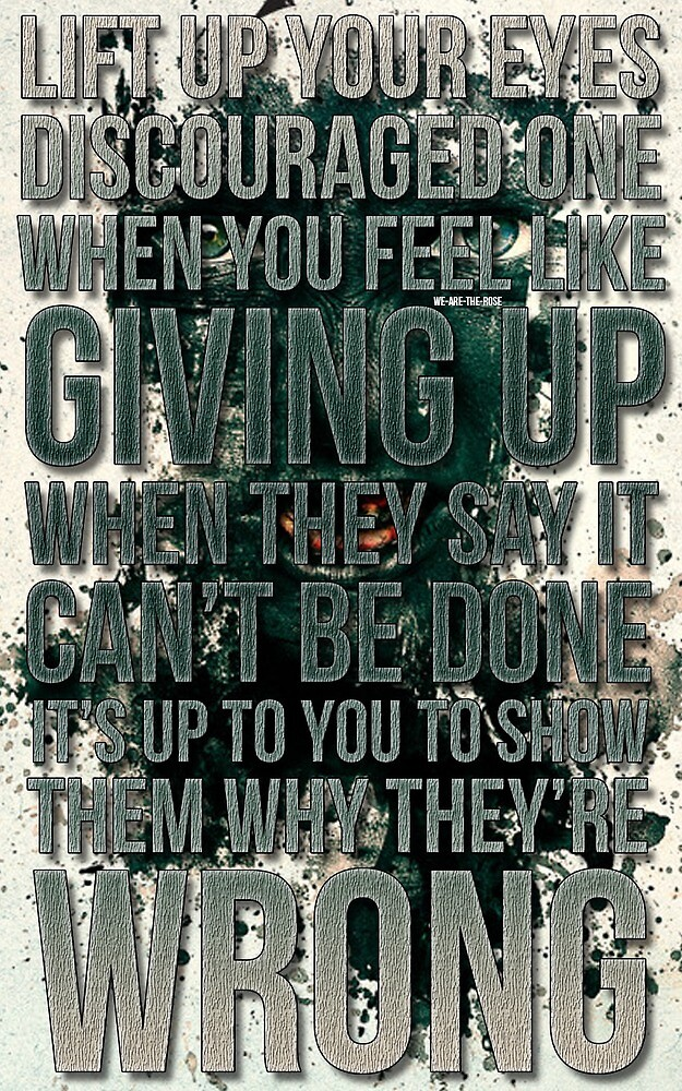 Memphis May Fire - Legacy graphic edit