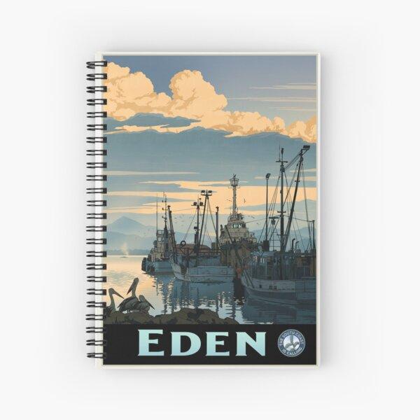 Eden Spiral Notebook