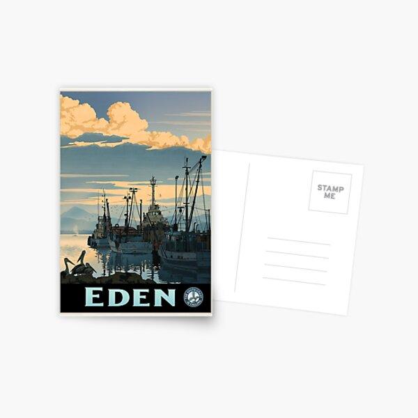 Eden Postcard