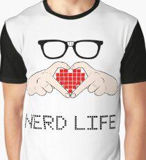 Nerd Life 2 Graphic T-Shirt