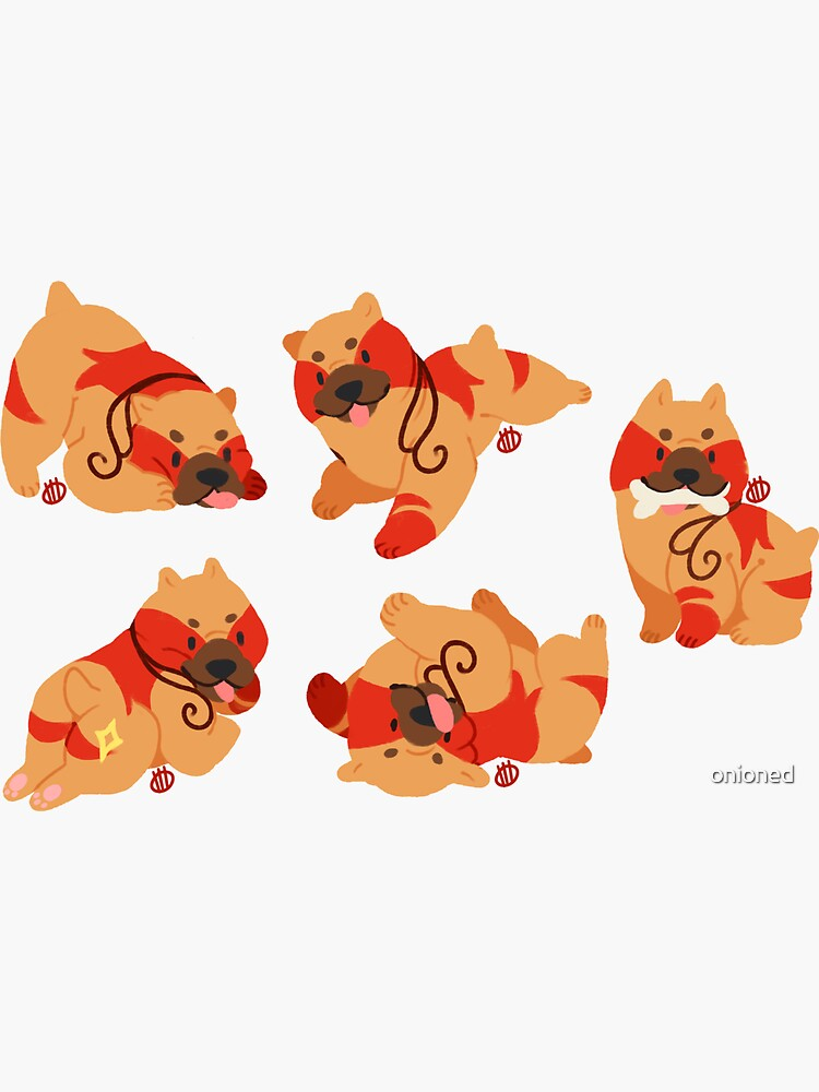 Mabari Pile by onioned