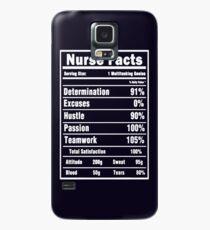 Krankenschwester Hülle & Klebefolie für Samsung Galaxy