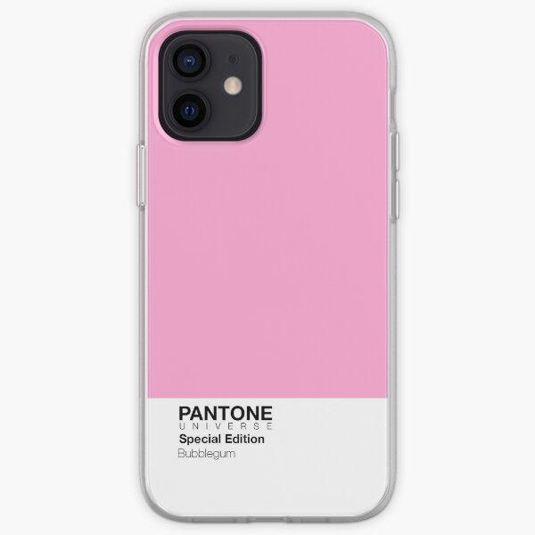 PANTONE + Bubblegum Cases! iPhone Soft Case