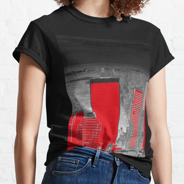 View Central Park New York Classic T-Shirt