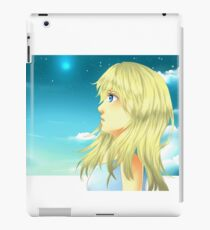 Thought iPad Case/Skin