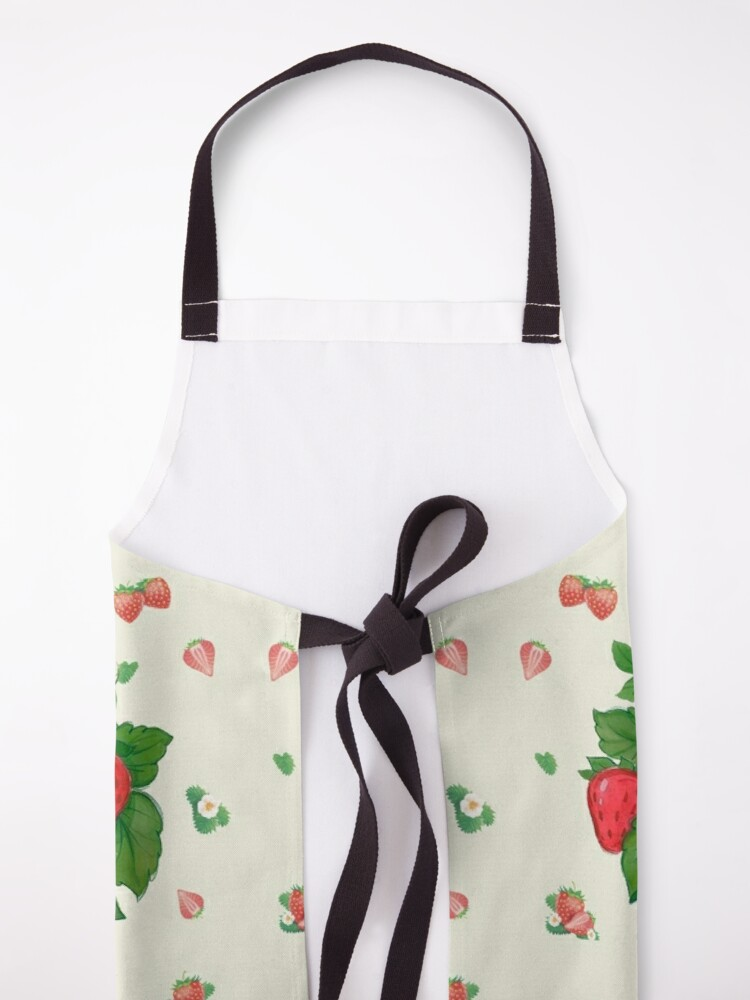 Alternate view of Strawberry shortcake Apron