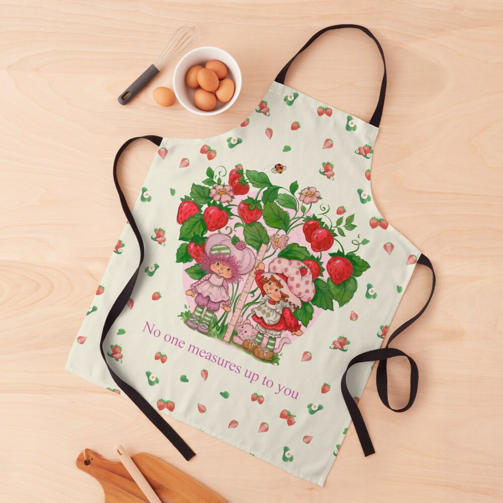 Strawberry shortcake Apron