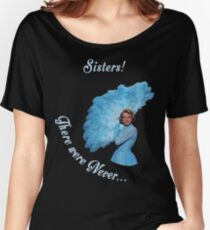 White Christmas Sisters-1 Women's Relaxed Fit T-Shirt