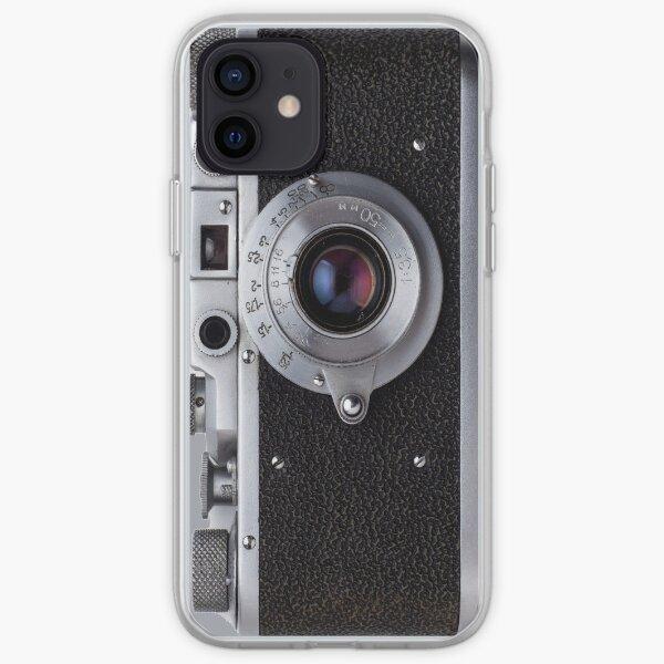 Retro Camera, Old Cameras, Vintage Camera iPhone Soft Case