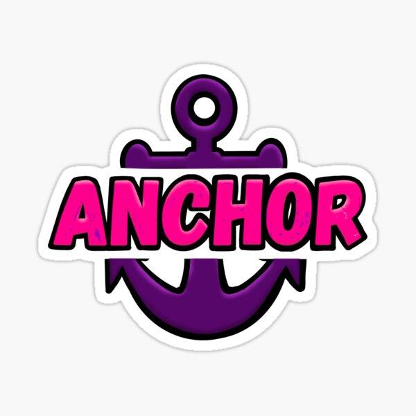 Gamma Anchor Sticker