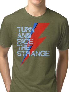 Ch-ch-ch-changes Tri-blend T-Shirt