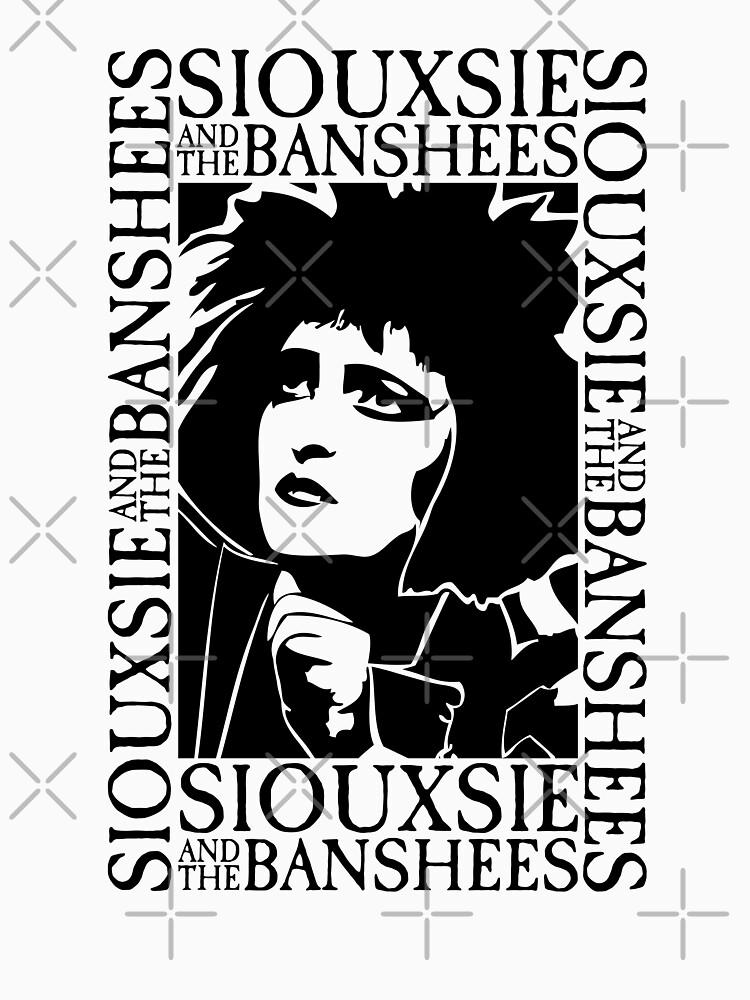 Siouxsie and the Banshees - Siouxsie Sioux - Goth - Gothic by createdezign