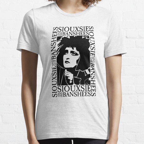 Siouxsie and the Banshees - Siouxsie Sioux - Goth - Gothic Essential T-Shirt