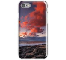 Rocky Sunset iPhone Case/Skin