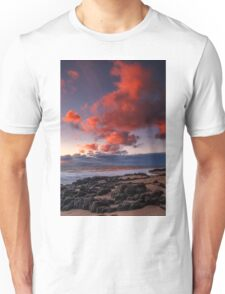 Rocky Sunset Unisex T-Shirt