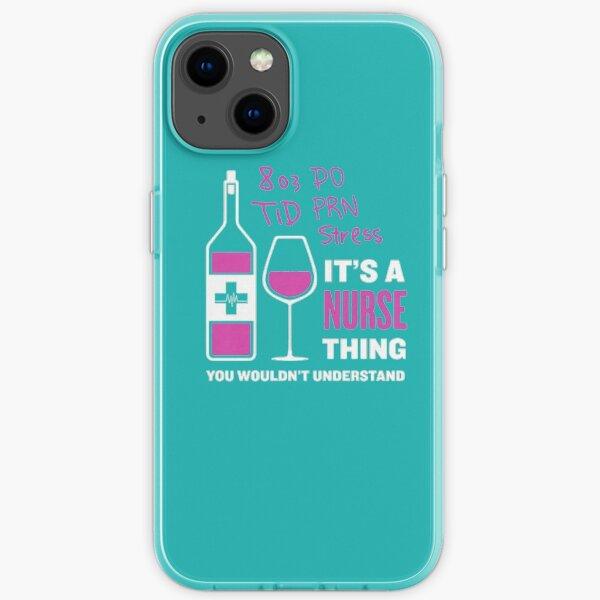 nurse iPhone Soft Case
