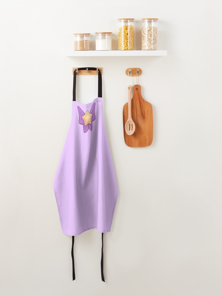 Alternate view of Star Guardian Brooch Apron