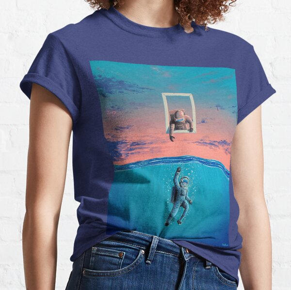 Window Of Opportunity Classic T-Shirt