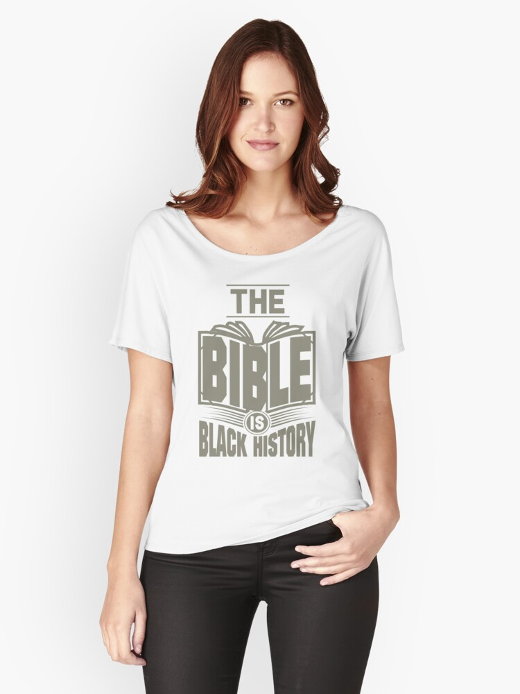 quot the bible is black history hebrew israelite clothing