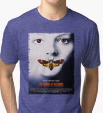The Slaughtering of the Spring Shirt, Clarice. Tri-blend T-Shirt