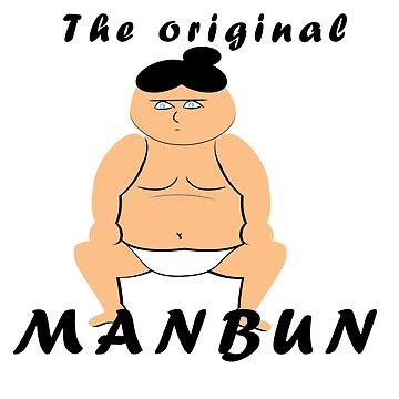 The Original Manbun de NathanTse