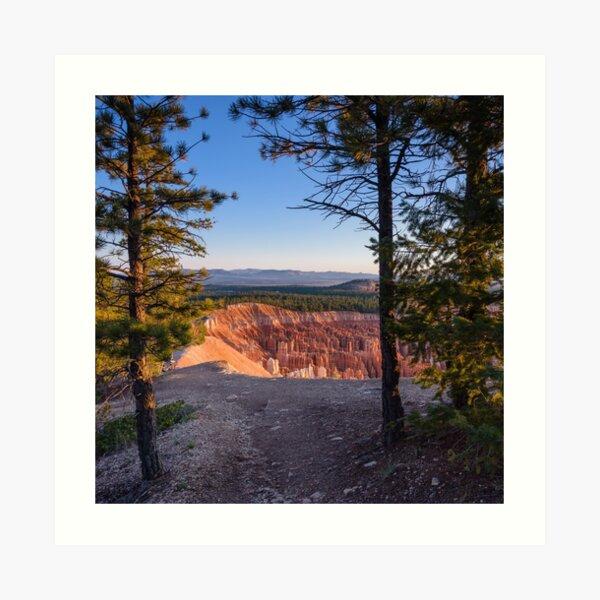 Bryce Canyon Dawn Art Print