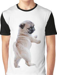 Pug Puppy Graphic T-Shirt