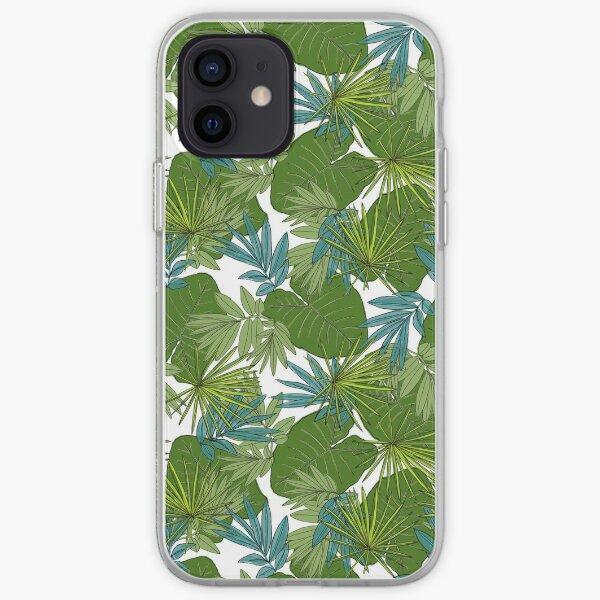 Tropical Jungle iPhone Soft Case