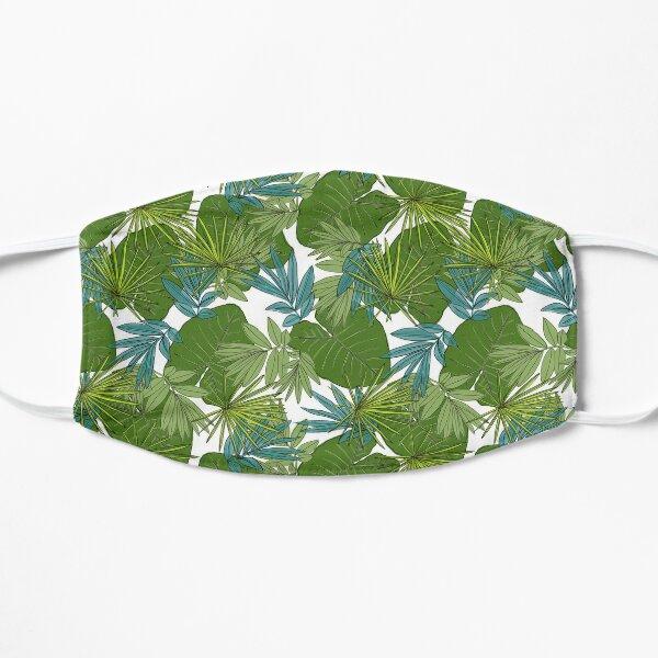 Tropical Jungle Flat Mask