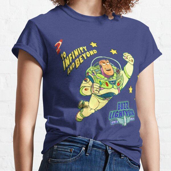 Space Ranger: To Infinity And Beyond! Classic T-Shirt