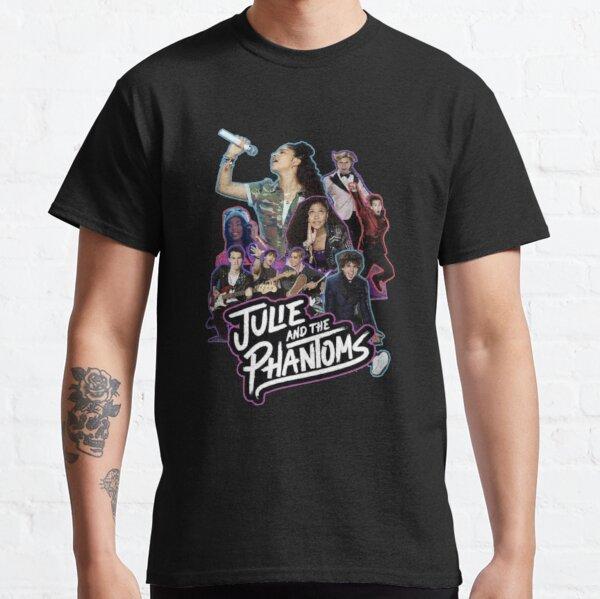 Julie et les fantômes - Julie les fantômes 3 garçons | best-seller JULIE ET LES FANTÔMES T-shirt classique
