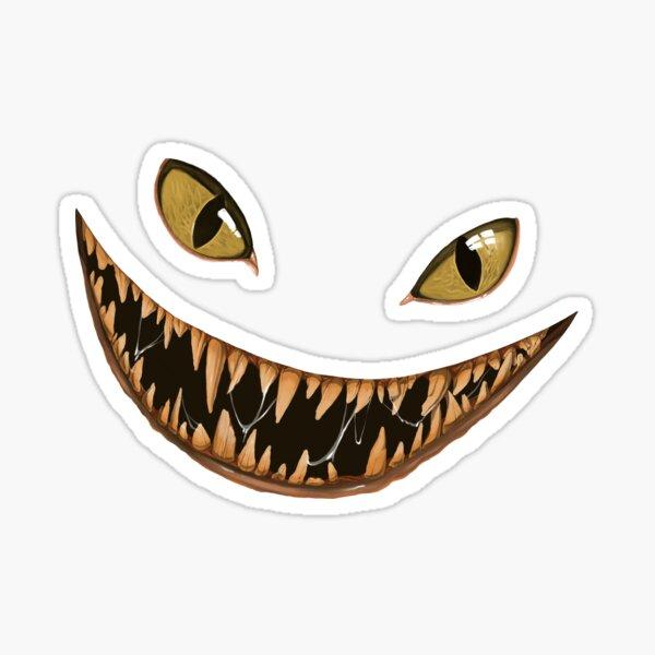 Beware the mimic! Sticker