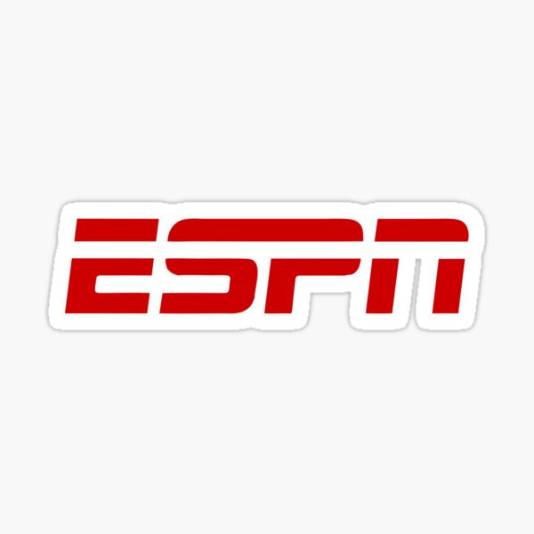 BEST SELLING - ESPN Merchandise Sticker