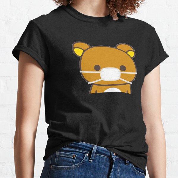 Rilakkuma wearing a mask Classic T-Shirt