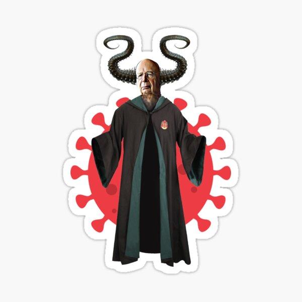 Schwab Demon of The Coviet Union Sticker